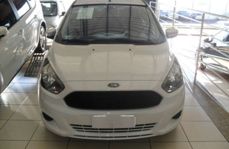 Ford KA SE 1.5 - Foto #1