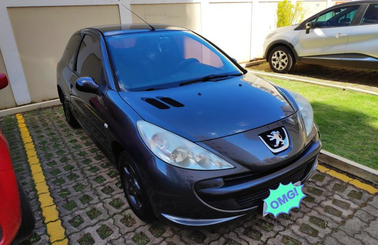 Peugeot 207 Hatch XR 1.4 8V (flex) 2p - Foto #3