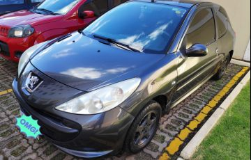 Peugeot 207 Hatch XR 1.4 8V (flex) 2p - Foto #4