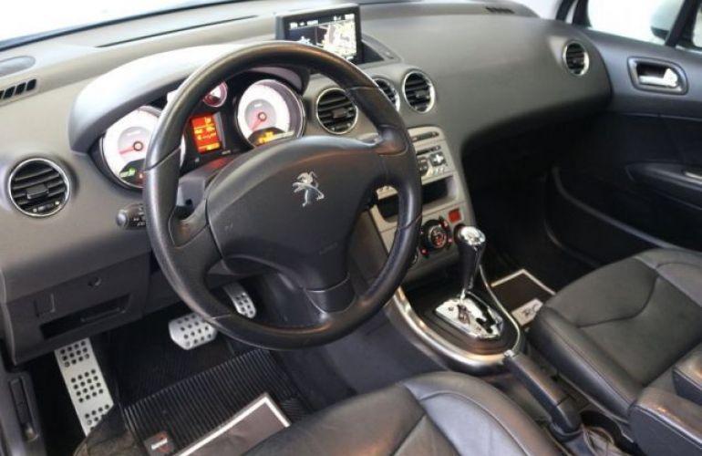 Peugeot 308 Feline 2.0 16V Flex - Foto #7