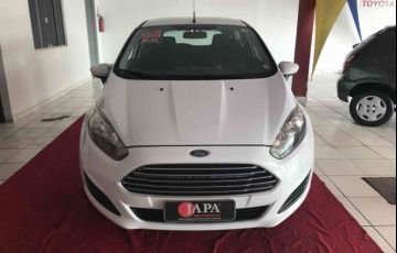 Ford Fiesta Hatch 1.6 (Flex) - Foto #1