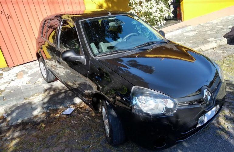 Renault Clio Expression 1.0 16V (Flex) - Foto #8