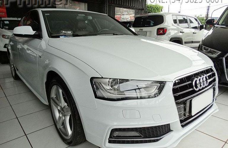 Audi A4 Attraction Multitronic 1.8 - Foto #1