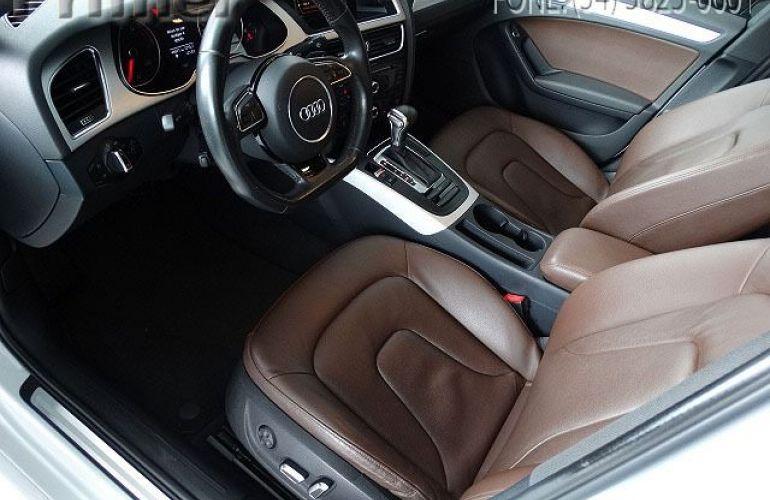 Audi A4 Attraction Multitronic 1.8 - Foto #5