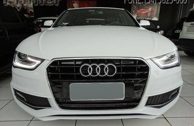 Audi A4 Attraction Multitronic 1.8 - Foto #10