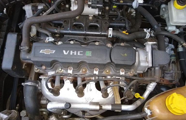 Chevrolet Celta Spirit 1.0 VHCE (Flex) 2p - Foto #7