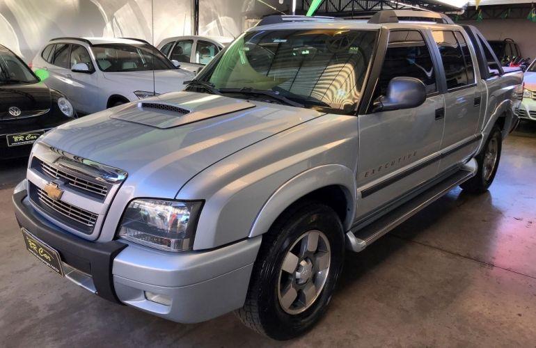 Chevrolet S10 Executive 4x4 2.8 Turbo Electronic (Cab Dupla) - Foto #1