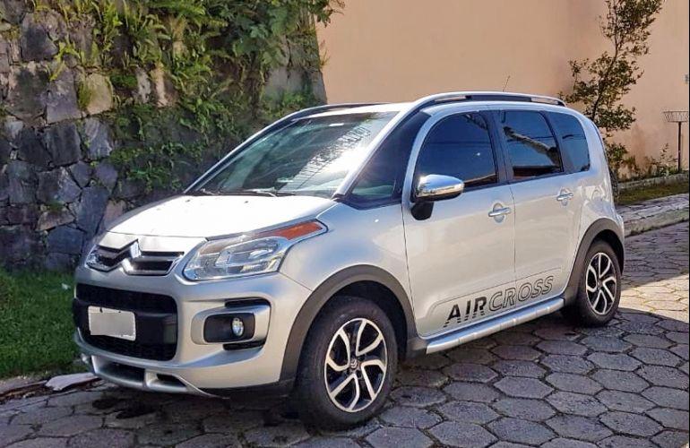 Citroën Aircross Exclusive 1.6 16V (flex) (aut) - Foto #7