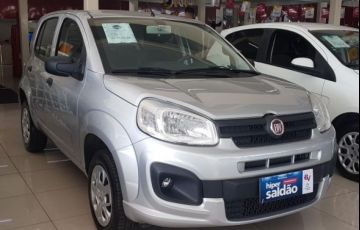 Fiat Uno Attractive 1.0 8V Flex - Foto #3