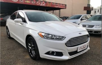 Ford Fusion 2.5 SE iVCT (Flex) (Aut) - Foto #1