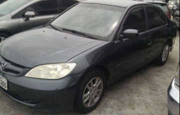 Honda Civic EX 1.6 16V - Foto #3