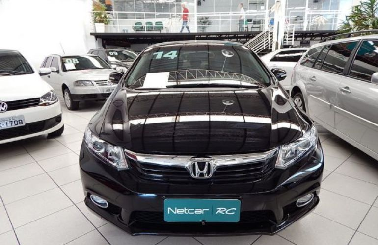 Honda Civic EXR 2.0 16V Flex - Foto #5
