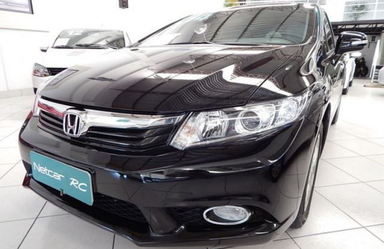 Honda Civic EXR 2.0 16V Flex - Foto #6