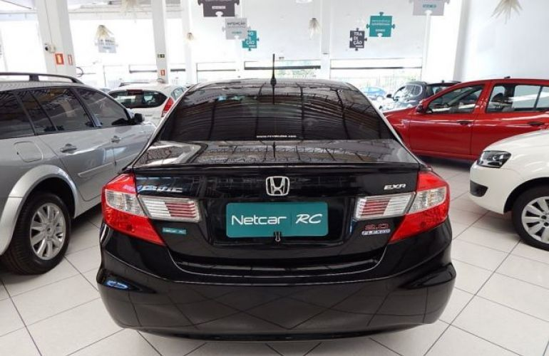 Honda Civic EXR 2.0 16V Flex - Foto #9