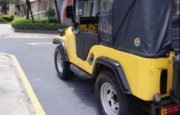 Jeep Wrangler 4.0 V6 (teto lona) - Foto #4