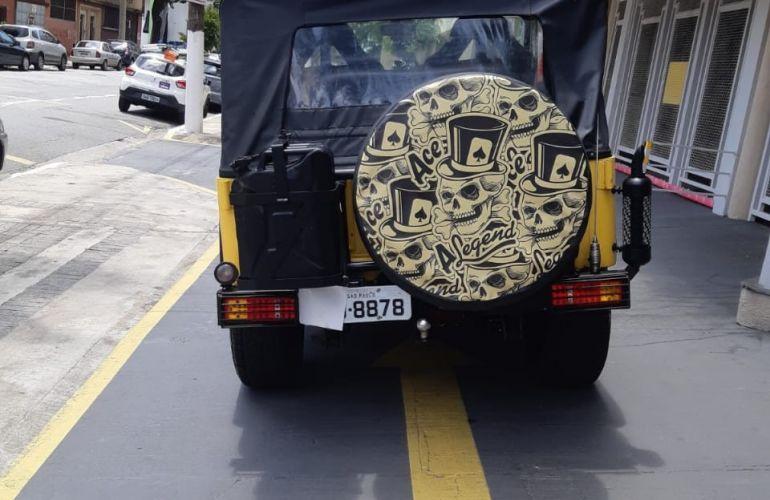 Jeep Wrangler 4.0 V6 (teto lona) - Foto #6