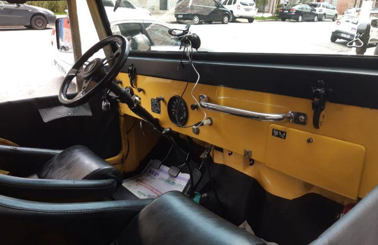 Jeep Wrangler 4.0 V6 (teto lona) - Foto #9