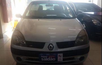 Renault Clio Authentique 1.0 16V - Foto #1