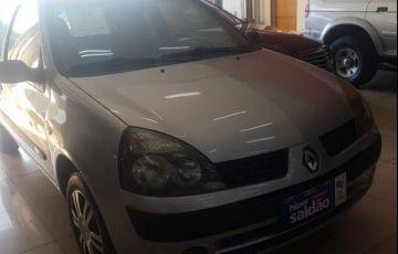 Renault Clio Authentique 1.0 16V - Foto #3