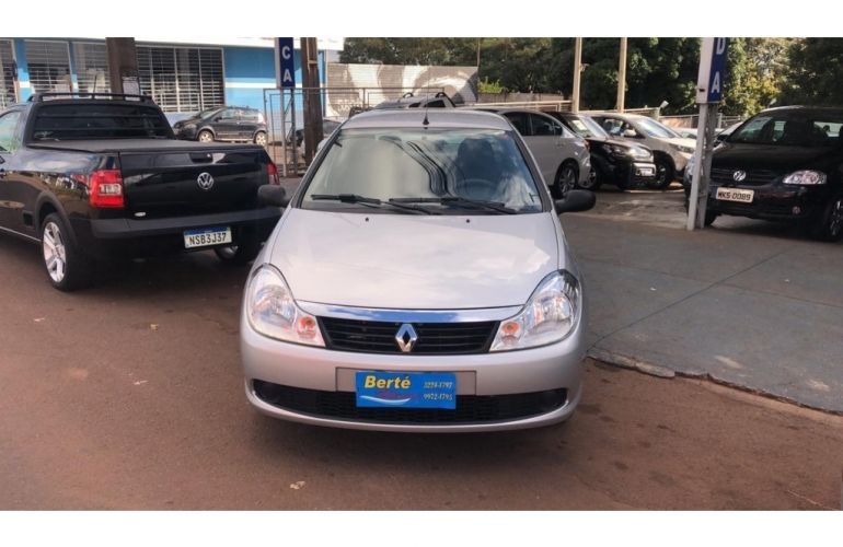 Renault Symbol 1.6 16V Expression (flex) - Foto #5