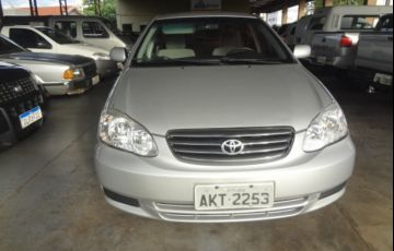 Toyota Corolla Sedan GLi 1.6 16V - Foto #1