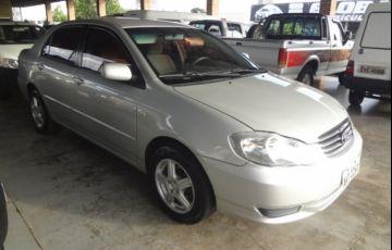 Toyota Corolla Sedan GLi 1.6 16V - Foto #2