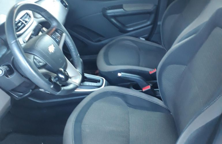 Chevrolet Prisma 1.4 LTZ SPE/4 (Aut) - Foto #4
