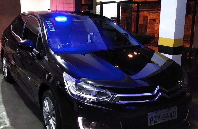 Citroën C4 Lounge Origine 1.6 THP (Flex) (Aut) - Foto #1