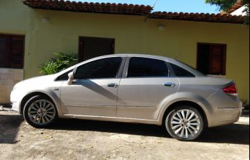 Fiat Linea Absolute 1.9 16V Dualogic (Flex) - Foto #2