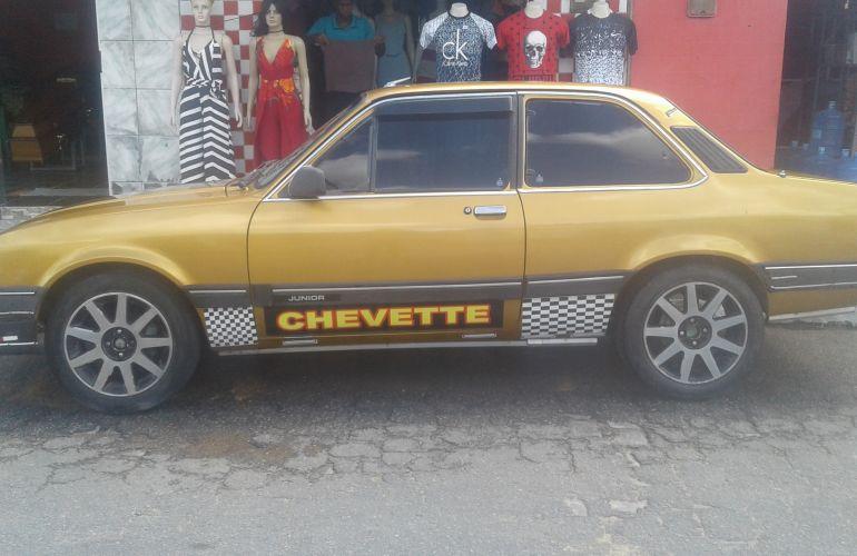 Chevrolet Chevette Sedan SL 1.6 S - Foto #3