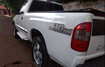 Chevrolet S10 STD 4X4 2.8 Turbo (Cab Simples)