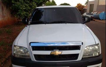 Chevrolet S10 STD 4X4 2.8 Turbo (Cab Simples) - Foto #2