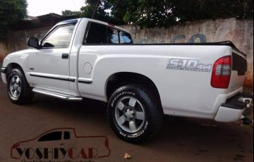 Chevrolet S10 STD 4X4 2.8 Turbo (Cab Simples) - Foto #3