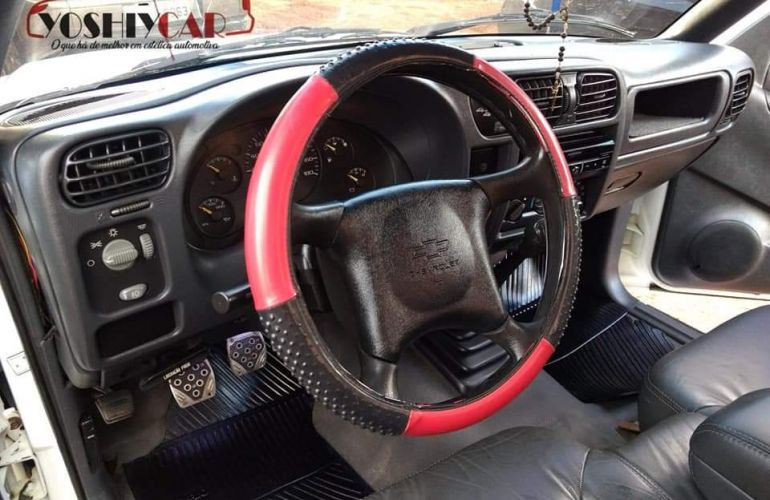 Chevrolet S10 STD 4X4 2.8 Turbo (Cab Simples) - Foto #5