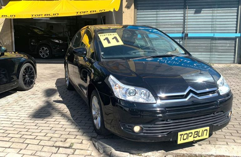 Citroën C4 Exclusive Sport 2.0 (aut) (flex) - Foto #2
