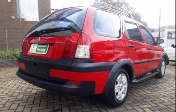 Fiat Palio Weekend Adventure 1.8 8V - Foto #5