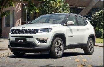Jeep Compass 2.0 Limited (Aut) (Flex)
