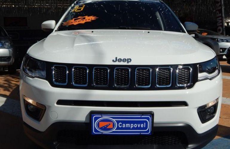 Jeep Compass Longitude AT6 2.0 16V Flex - Foto #1
