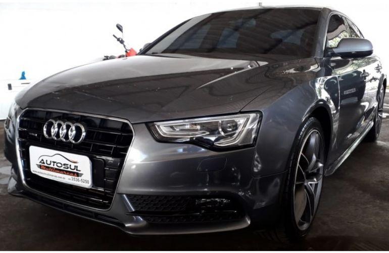 Audi A5 2.0 TFSI Sportback Multitronic - Foto #1