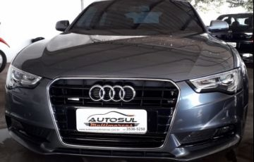 Audi A5 2.0 TFSI Sportback Multitronic - Foto #6