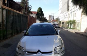 Citroën C4 Exclusive 2.0 (aut) (flex)