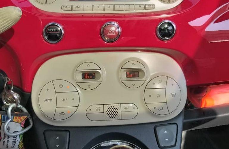 Fiat 500 Lounge 1.4 16V - Foto #1