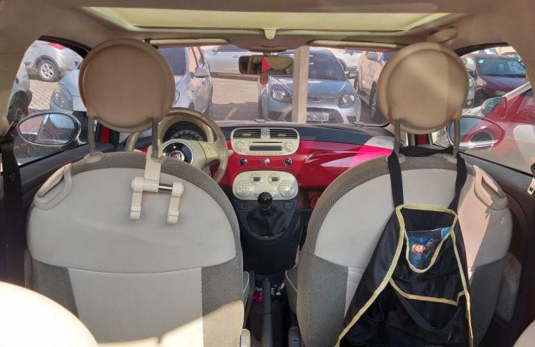 Fiat 500 Lounge 1.4 16V - Foto #2