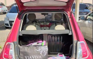 Fiat 500 Lounge 1.4 16V - Foto #6