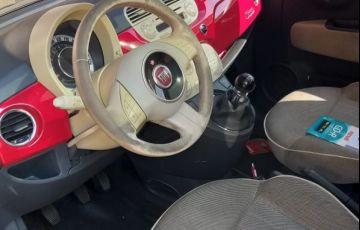 Fiat 500 Lounge 1.4 16V - Foto #7