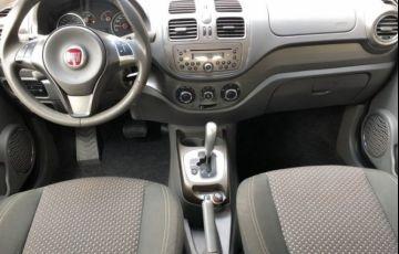 Fiat Grand Siena Essence Dualogic 1.6 16V Flex - Foto #4