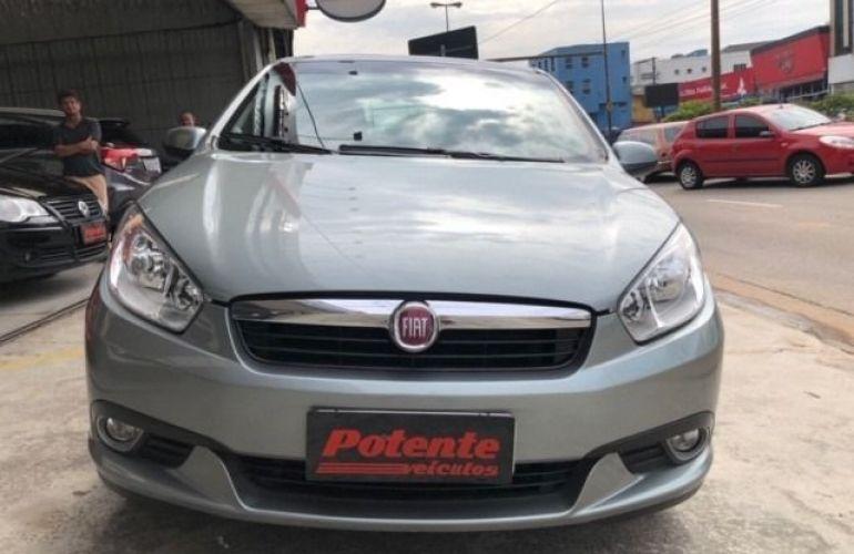 Fiat Grand Siena Essence Dualogic 1.6 16V Flex - Foto #7