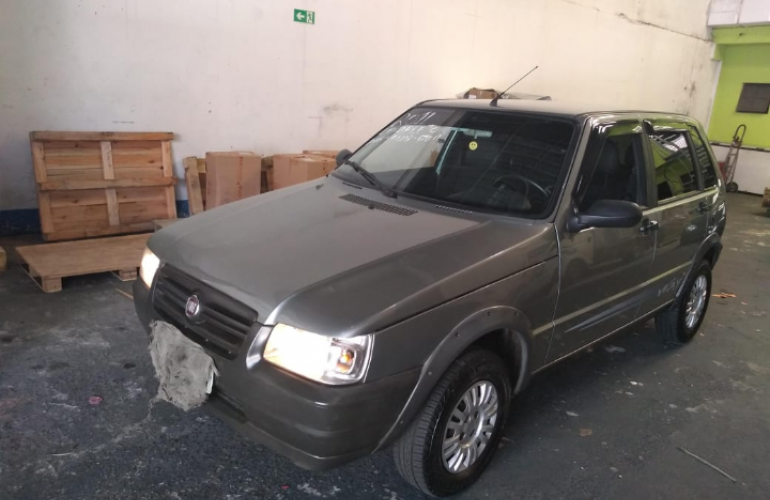 Fiat Uno Mille Fire Economy Way 1.0 (Flex) 4p - Foto #4