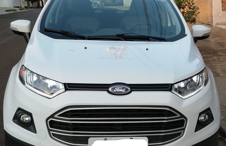 Ford Ecosport SE 2.0 16V Powershift (Flex) - Foto #2