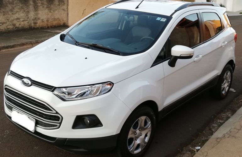 Ford Ecosport SE 2.0 16V Powershift (Flex) - Foto #3